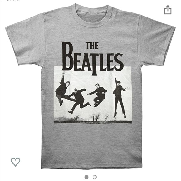 The Beatles Tops - ✨ The Beatles Gray T Shirt